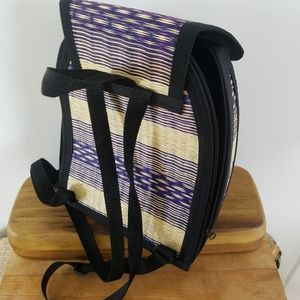 Bamboo Grass Backpack with Adjustable Straps